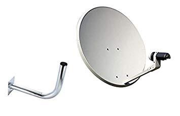 Tecatel Kit Antena Parabólica 60cm