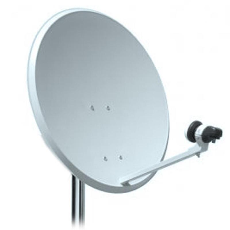 Tecatel Instalación Kit Antena Parabólica