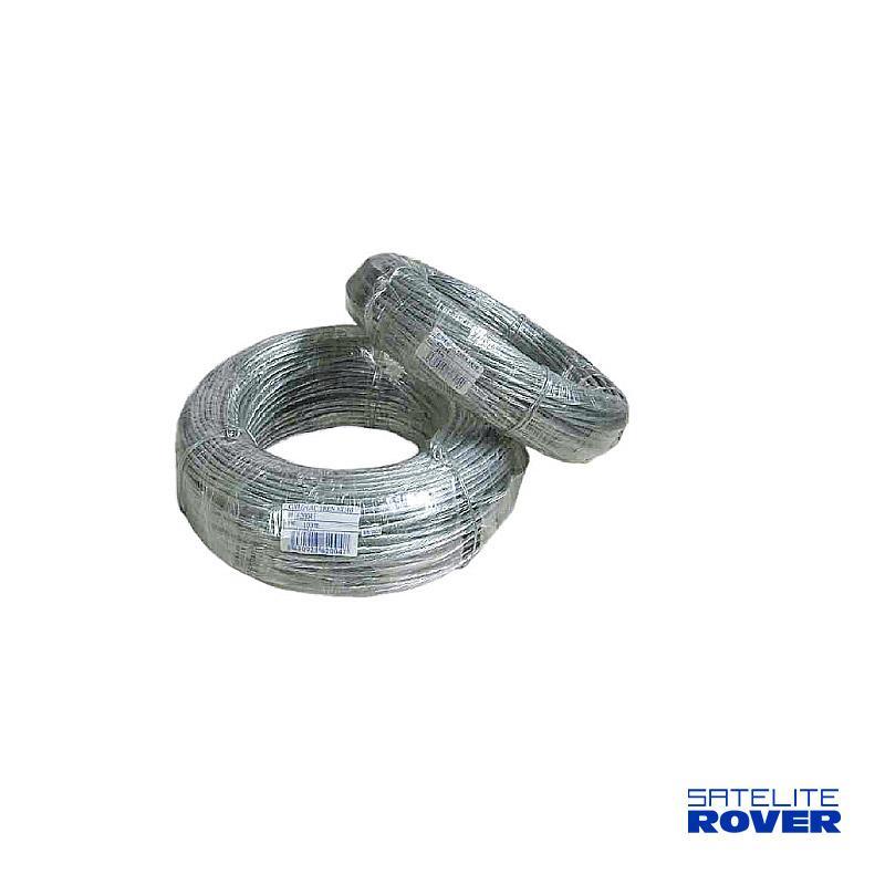 Satélite Rover Cable Viento Acero Trenzado 2 mm (100M)