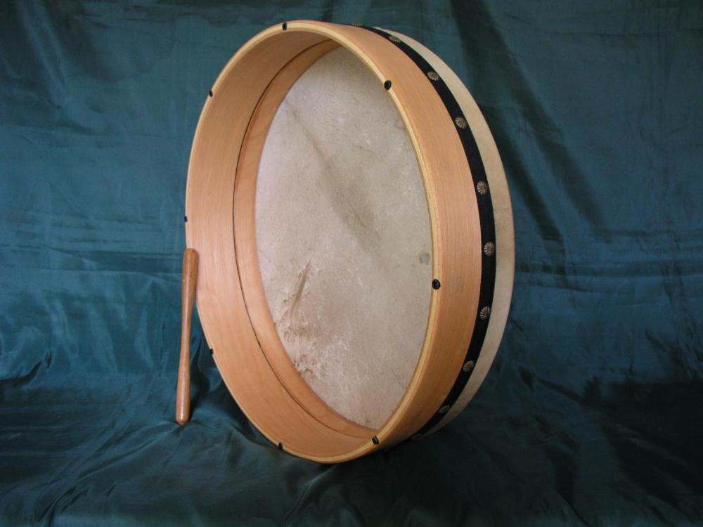 VB Bodhran 50x10 cm Piel