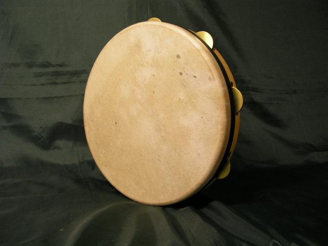 VB Pandereta castellana 30 cm afinable