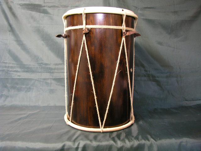 VB Tambor medieval 30x50 cm