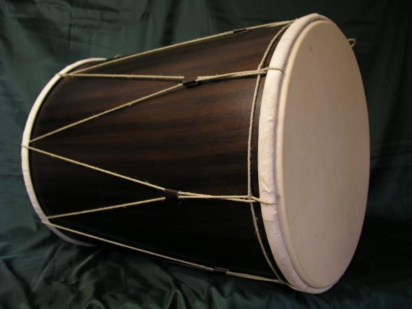 VB tambor medieval 40x50 cm