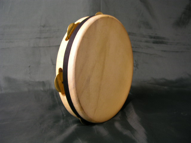 VB Pandereta castellana 25 cm afinable