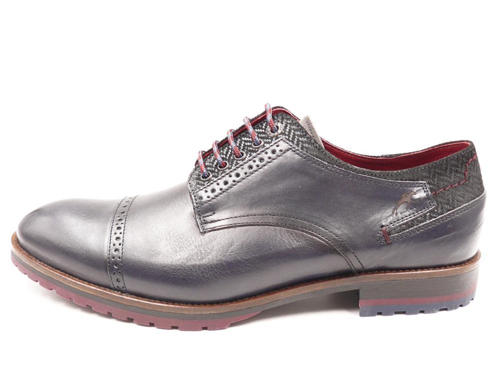 FLUCHOS Zapato cordones, color oceano - M F0275 - 119