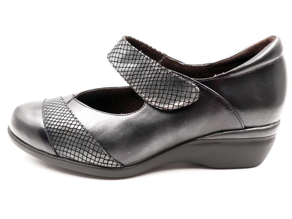 DOCTOR CUTILLAS Zapato tipo mercedes plantilla extraible - 55927 - 110