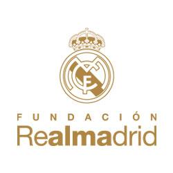 Logotipo de la Fundación del Real Madrid