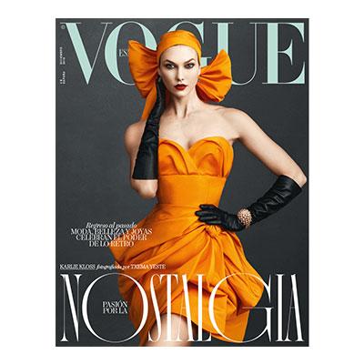 Imagen de la revista Vogue Tienda Online Correos