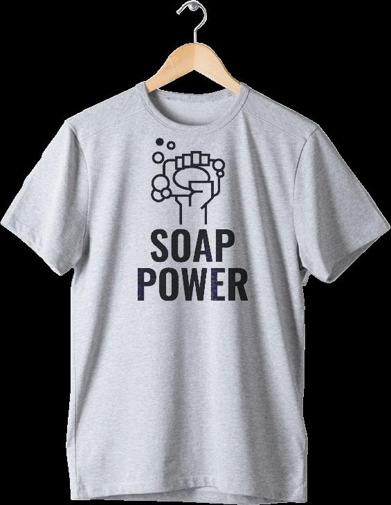 Camiseta Soap
