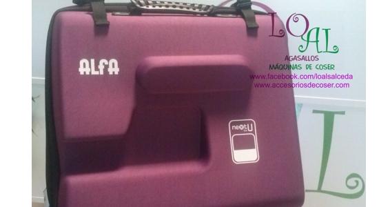 maleta alfa