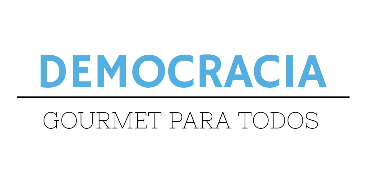 Democratizamos